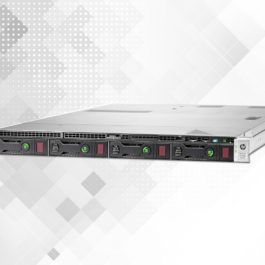 HP ProLiant DL360e Gen8