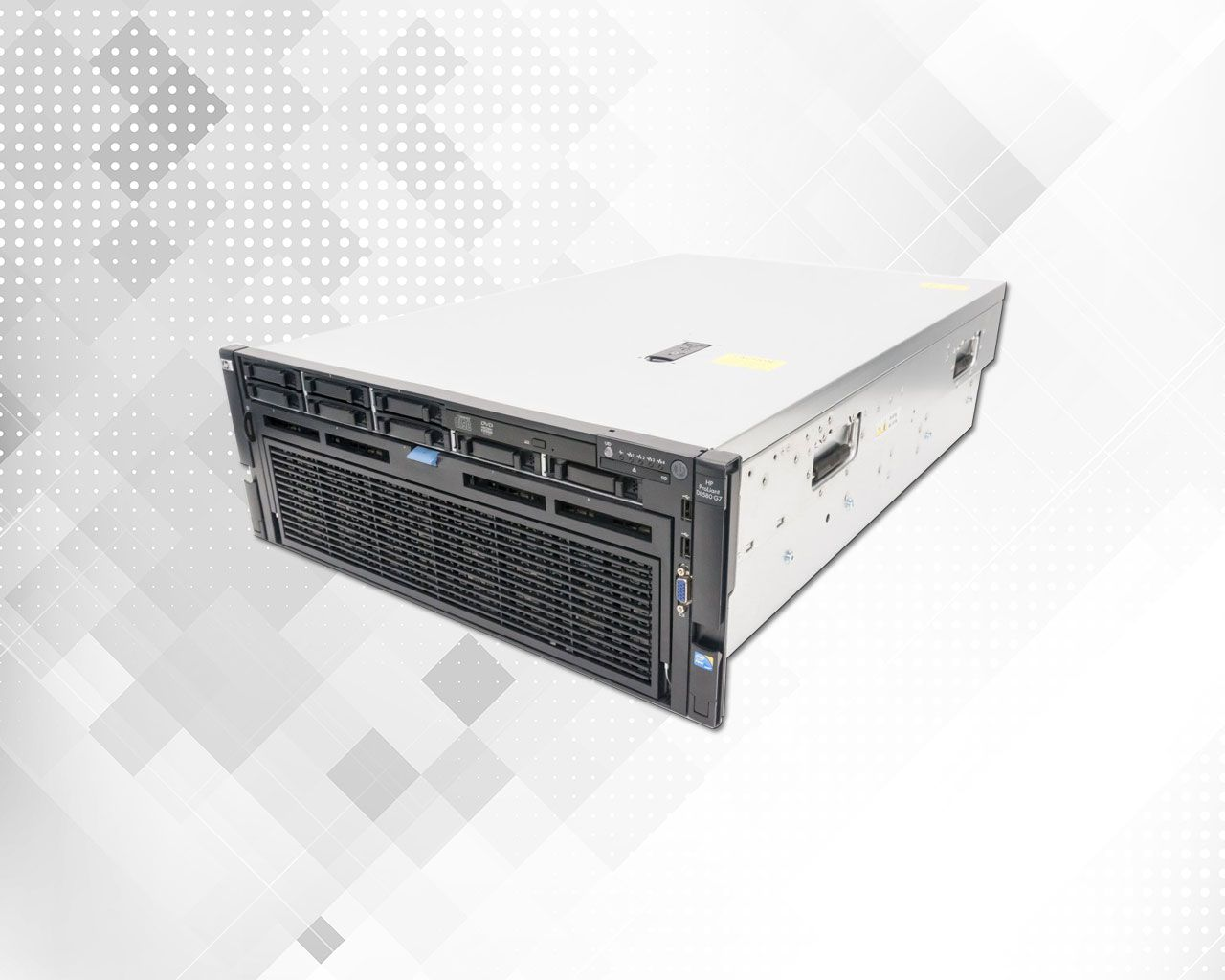"HP ProLiant DL580 G7 ""first spec"""
