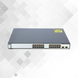 Cisco Catalyst  WS-C3750 – 24PS-E